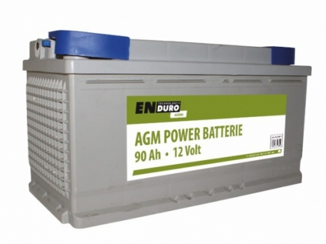 Batterie AGM Power 90AH